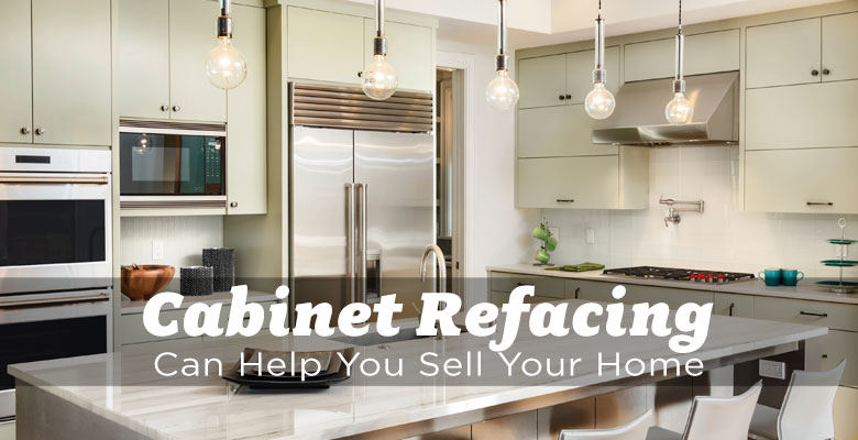 Cabinet Refacing Can Help Sell Your Home The Edmonton Real Estate